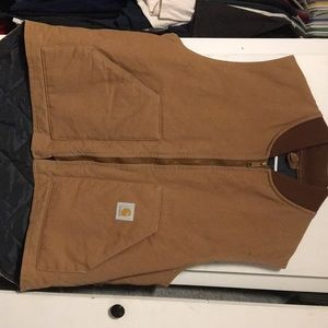 Carhartt utility vest